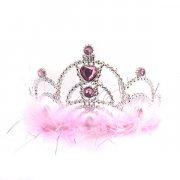 prinsessekrone - tiara til små piger - Udklædning