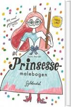 prinsessemalebogen - bog