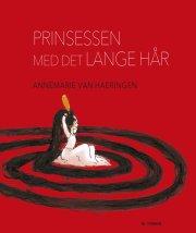 prinsessen med det lange hår - bog