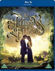 the princess bride / prinsessen og de skøre riddere - Blu-Ray