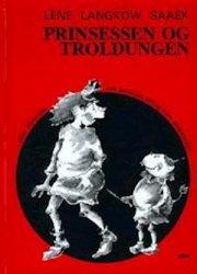 prinsessen og troldungen - bog