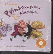 prinsessen på ærten & nattergalen - CD Lydbog