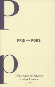 pris eller poesi - bog