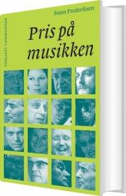 pris på musikken - bog
