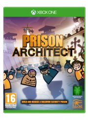 prison architect - xbox one