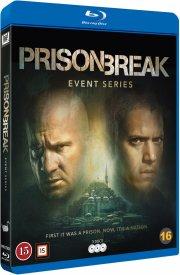 prison break - sæson 5 - event series - Blu-Ray