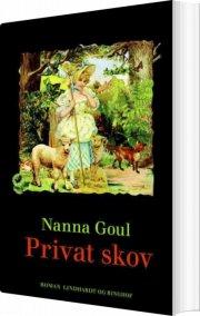privat skov - bog