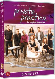 private practice - sæson 3 - DVD