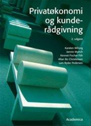privatøkonomi og kunderådgivning - bog