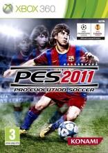 pro evolution soccer 2011 (nordic) - xbox 360