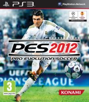 pro evolution soccer 2012 (nordic) - PS3