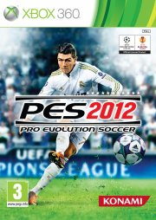 pro evolution soccer 2012 (nordic) - xbox 360