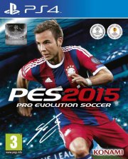 pro evolution soccer 2015 - day 1 edition - PS4