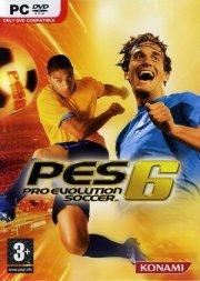 pro evolution soccer 6 - dk - PC