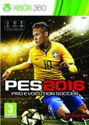 pro evolution soccer (pes) 2016 - xbox 360