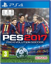 pes 17 / 2017 - pro evolution soccer - PS4
