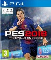 pes 2018 / pro evolution soccer 2018 - PS4
