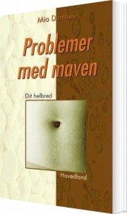problemer med maven - bog