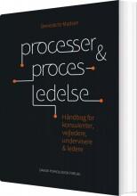 processer og procesledelse - bog