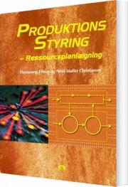 produktionsstyring - bog