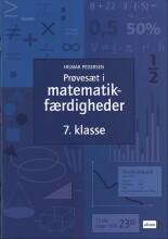 prøvesæt i matematikfærdigheder, 7.kl - bog