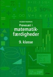 prøvesæt i matematikfærdigheder, 9.kl - bog