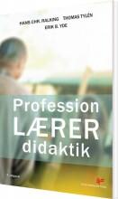 profession: lærer, didaktik - bog