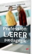 profession: lærer, pædagogik - bog