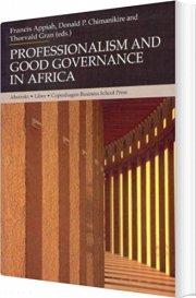 professionalism and good governance in africa - bog