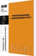 kvan 98 - professionel læreridentitet - bog