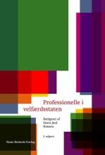 professionelle i velfærdsstaten - bog