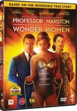 professor marston and the wonder women - DVD