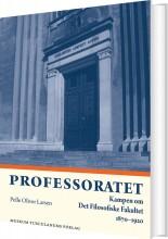 professoratet - bog