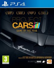 project cars - game of the year - PS4