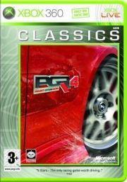 project gotham racing 4 (nordic) - xbox 360