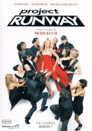 project runway - sæson 1 - DVD