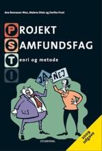 projekt samfundsfag - teori og metode - bog