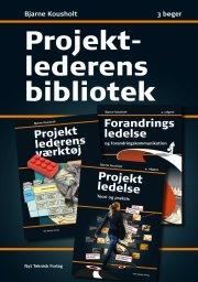 projektlederens bibliotek - bog