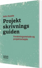 projektskrivningsguiden - bog