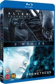 prometheus // alien: covenant - Blu-Ray
