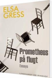 prometheus på flugt - bog
