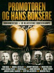 promotoren og hans boksere + 10 klassiske boksekampe - DVD