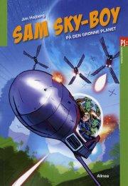 ps, sam sky-boy på den grønne planet - bog