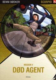 ps, scorpio, mission 4, død agent - bog