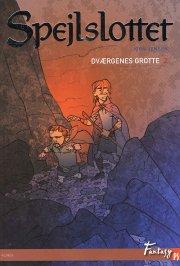 ps, spejlslottet 2, dværgenes grotte - bog