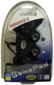 ps2 / playstation 2 controller - logic3 - dualschock 2 - Konsoller Og Tilbehør