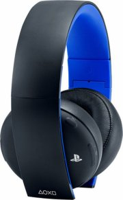 sony official 7.1 trådløs version 2.0 - gaming / gamer headset til ps4 - Tv Og Lyd