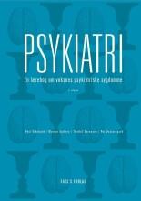 psykiatri - bog
