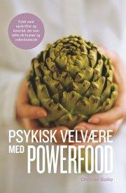 psykisk velvære med powerfood - bog