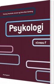 psykologi. niveau f - bog